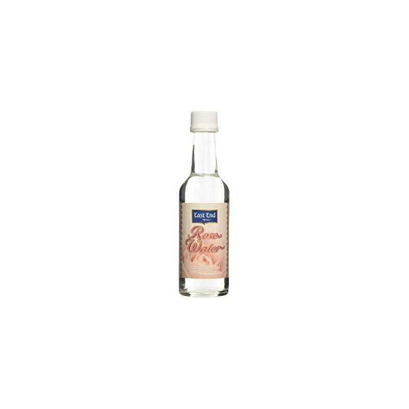 EAST END Hydrolat woda różana - butelka szklana z nakrętką 190ml